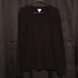 JCrew Sweater L
